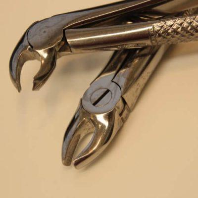 tandheelkundige instrumenten